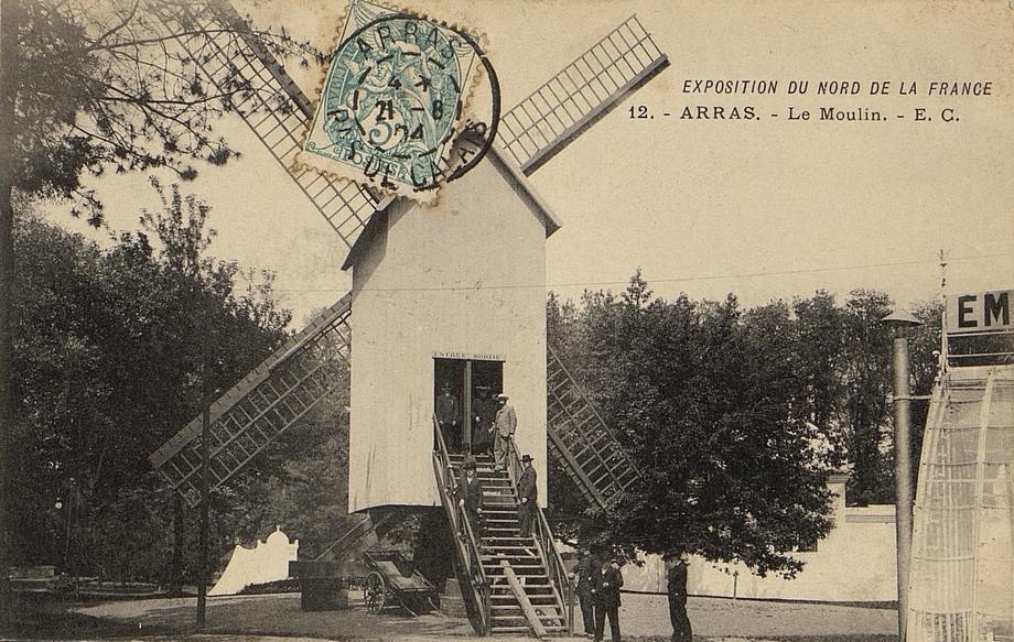 les palais l 39 exposition du nord de la france de 1904 expositions virtuelles activit s. Black Bedroom Furniture Sets. Home Design Ideas