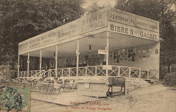 les installations l 39 exposition du nord de la france de 1904 expositions virtuelles. Black Bedroom Furniture Sets. Home Design Ideas