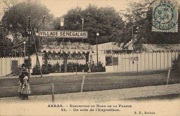 l 39 exposition coloniale l 39 exposition du nord de la france de 1904 expositions virtuelles. Black Bedroom Furniture Sets. Home Design Ideas