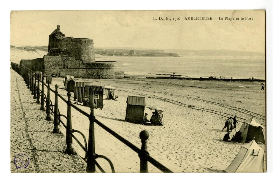 Hotel Ambleteuse Vue Mer