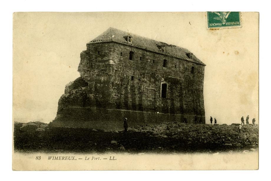 photographies anciennes wimereux