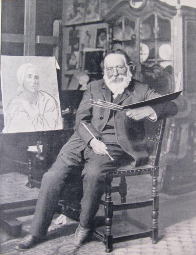 1er Mai 1827 Naissance Du Peintre De Courrières Jules Breton