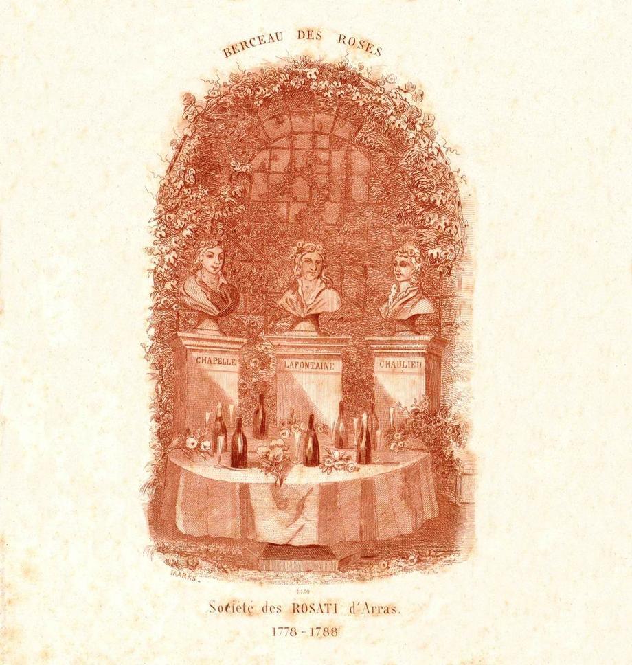 le 1er décembre 1915 : le gala des rosati à calais - 1915 - À l