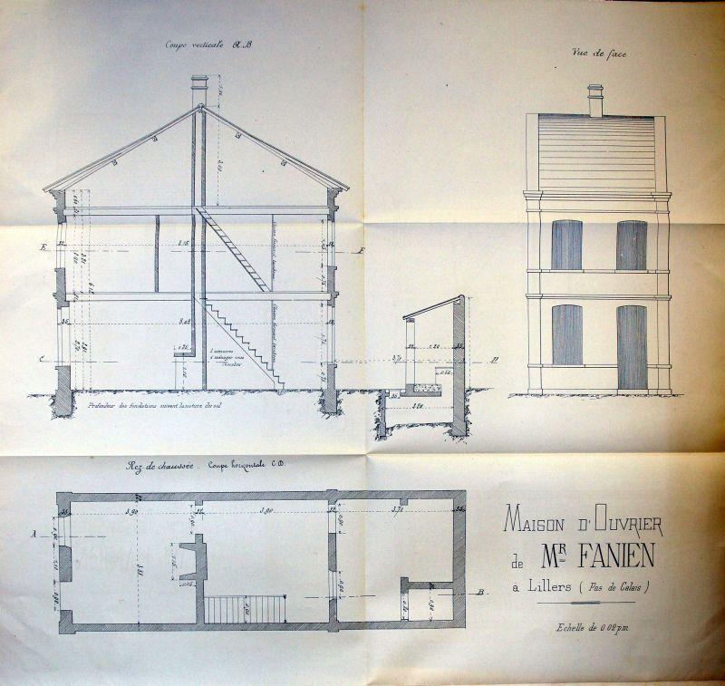 D une maison perfect une maison livre sur le secteur de - Livre de plan de maison ...